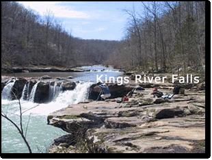 Kings River Info
